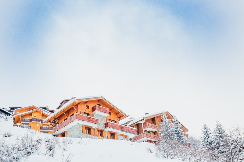 Chalet L'Arclusaz, holiday rental in Meribel