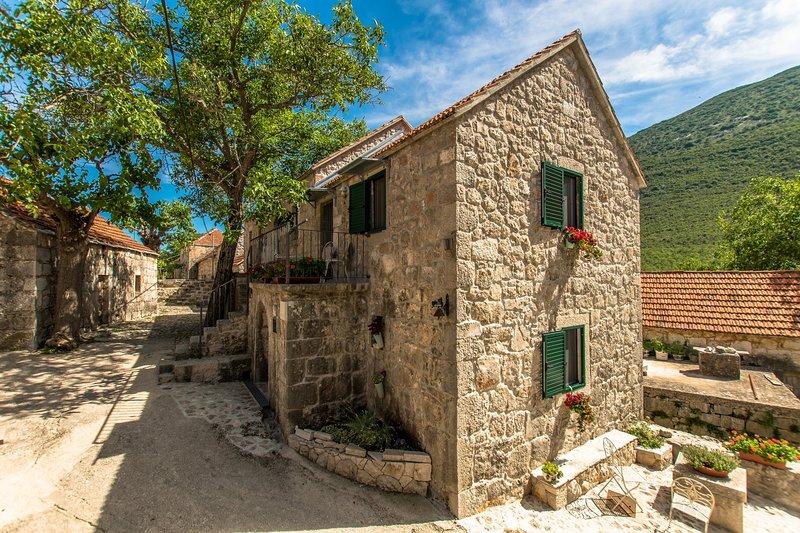 Private etno village traditional House VRGODINJ, vacation rental in Velim