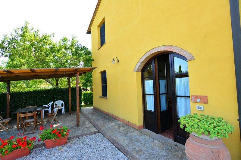 Apartment Ginestra, holiday rental in Villamagna