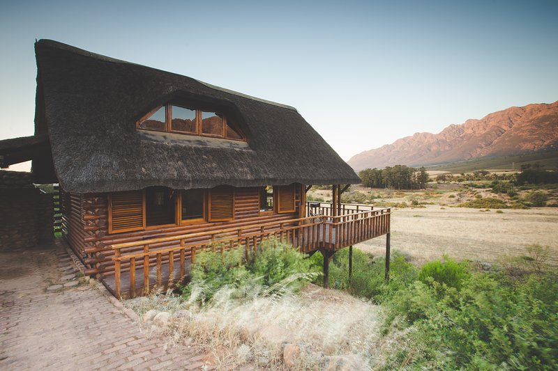 Mountain Cabin - Tulbagh, holiday rental in Riebeek-West