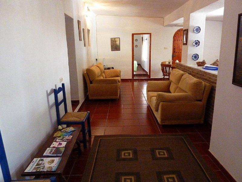 Living room/kitchen Casa