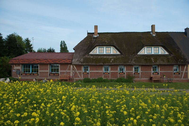 Landhaus Maltzien -Ferienwohnung OIE-, location de vacances à Garz