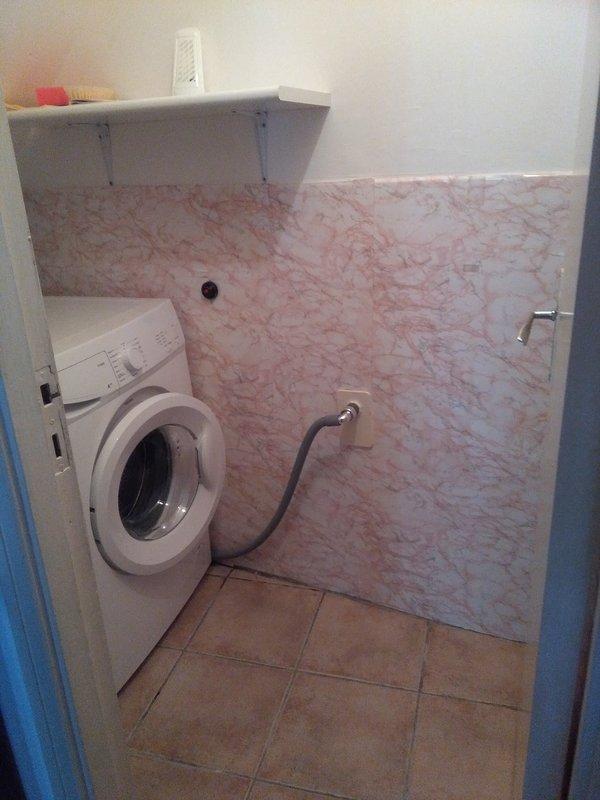 room washing machine