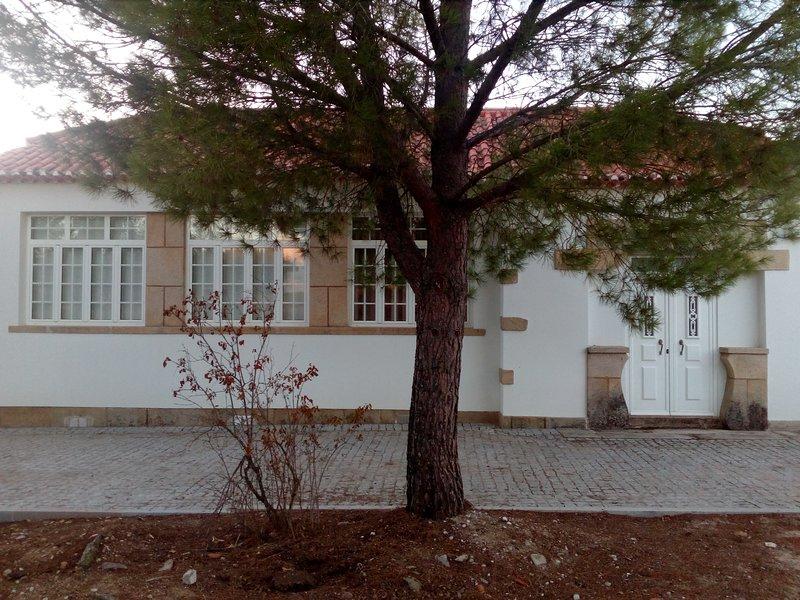 Uma antiga escola primária, situada na Freguesia de Perais a 7minutos de Vila V, holiday rental in Sobreira Formosa