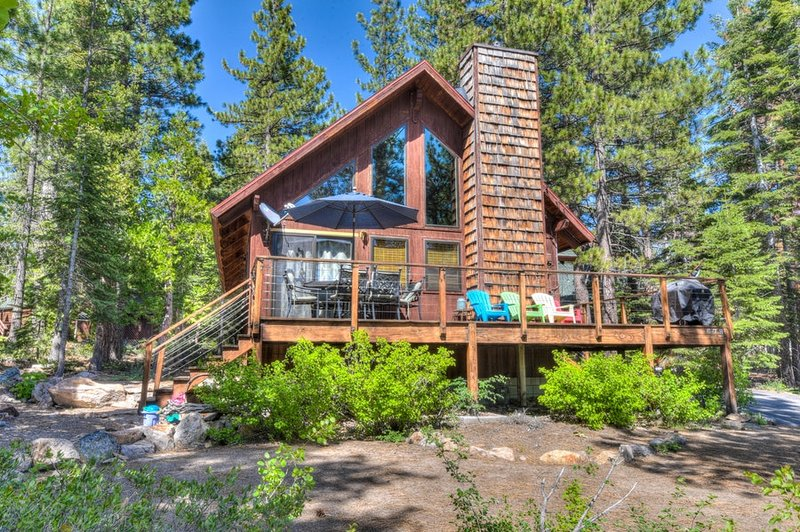 tahoe cabin with large deck walk to lake tahoe updated 2019 rh tripadvisor com