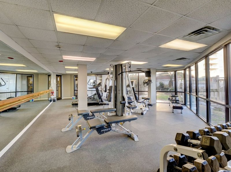 Fitness Center- Building 2