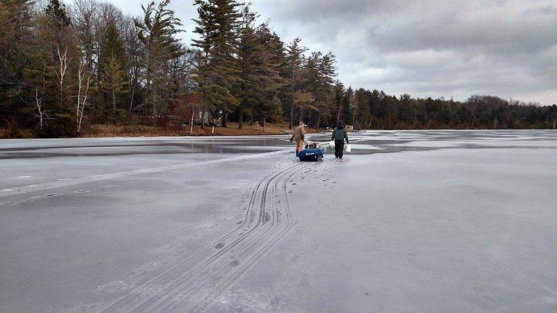EAGLES NEST--Nettie Bay, MI: Open year-round! Great fishing! UPDATED 2019 - TripAdvisor - Hawks ...