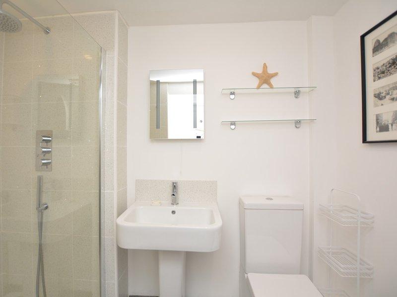 chão elegante casa de banho chão