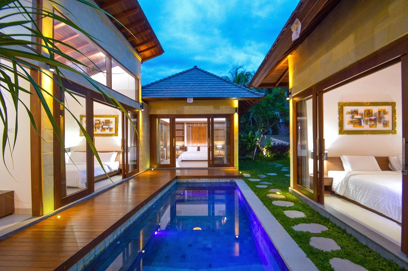 Amrita Villa - Canggu Villas, holiday rental in Tanah Lot