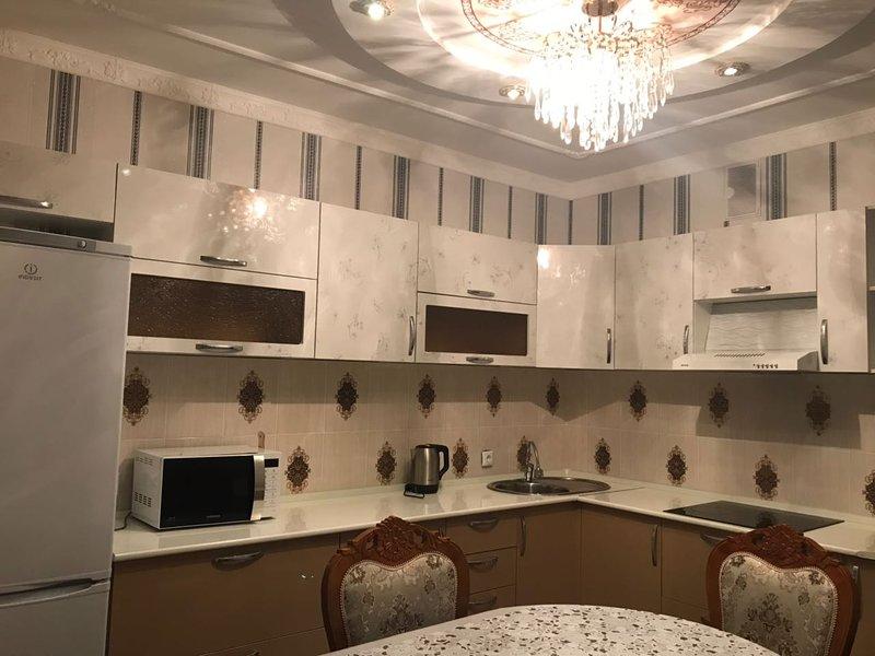 One-bedroom apartment in Astana city, Ferienwohnung in Nur-Sultan