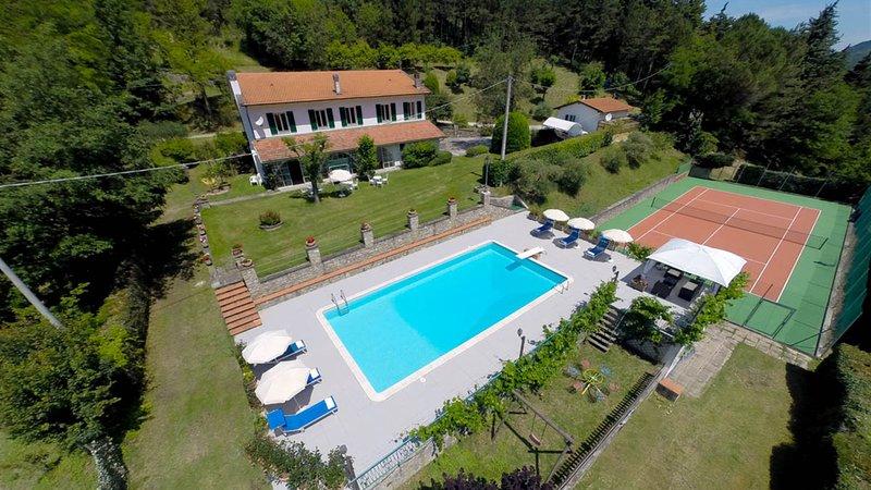 EV-EMMA133 - La Villa Dina 12, location de vacances à Dovadola
