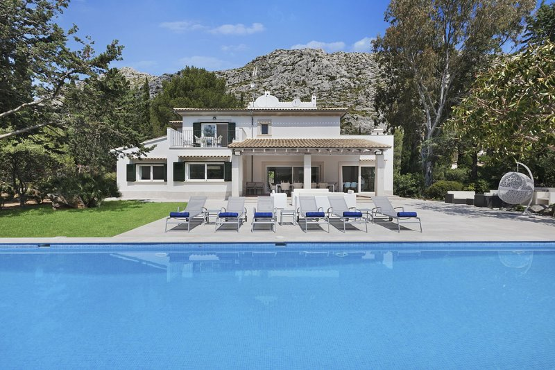 La font 53 - Luxury villa perfect in every way for all the family. Chalet in Puerto Pollensa