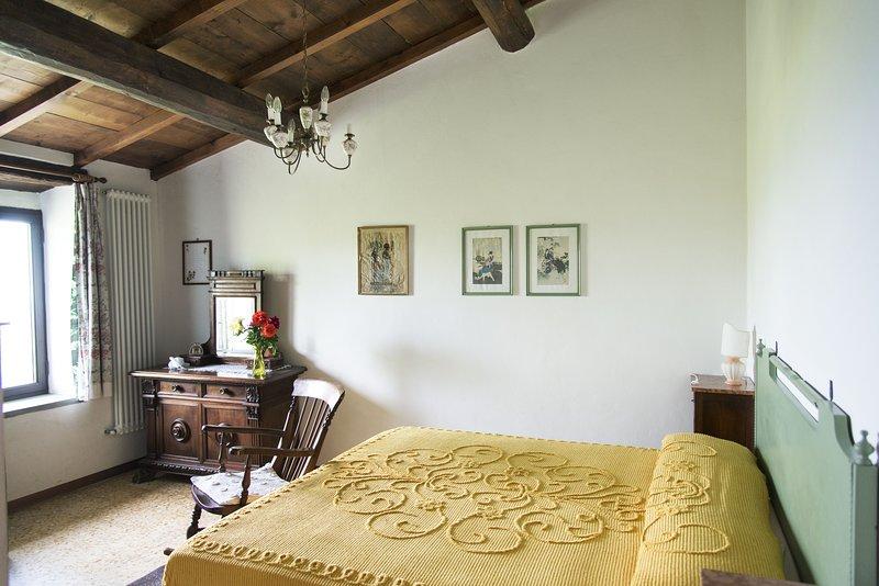 Appartamento le scalette oasi di relax vicino Firenze, holiday rental in Ricavo