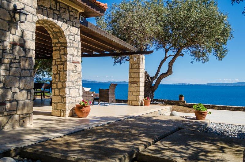 Nissi View Villa, holiday rental in Vourvourou