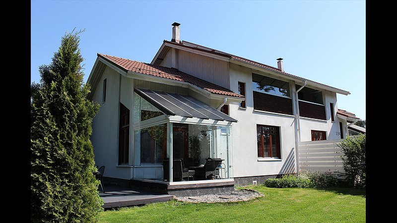 Modern Luxury house (near to Helsinki-Airport), holiday rental in Uusimaa