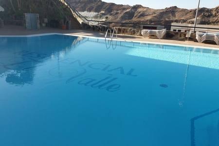 Fantástico apartamento residencial con piscina y jacuzzi, aluguéis de temporada em Porto Rico