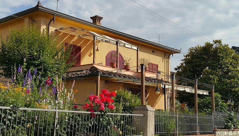Villetta indipendente nel cuore della Toscana 9 (3 camere), location de vacances à Foiano Della Chiana