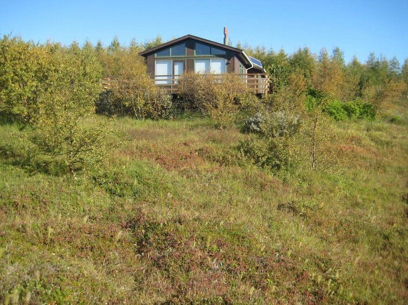 Klettakot, vacation rental in Seydisfjordur