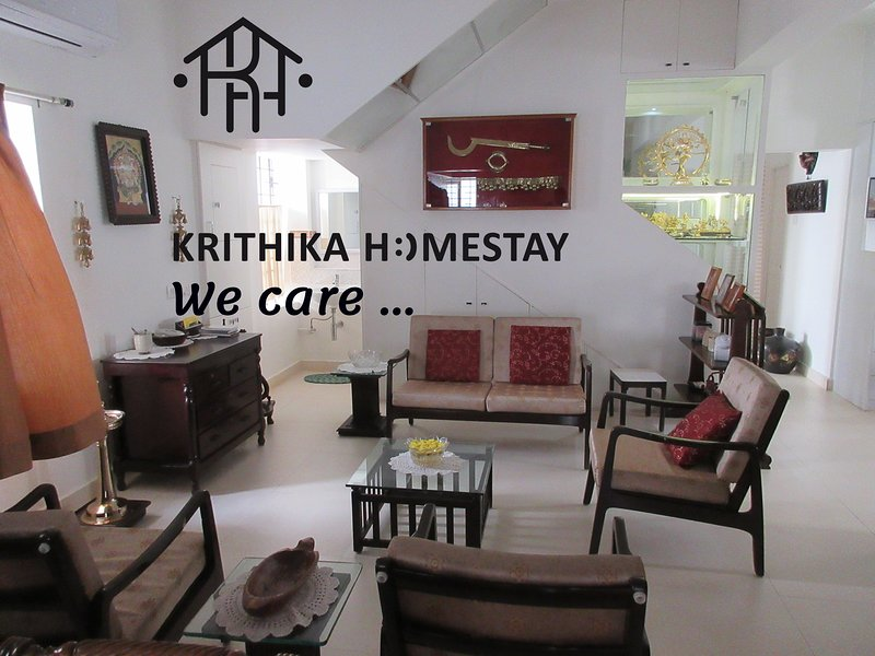 Krithika Homestay, holiday rental in Chennai District