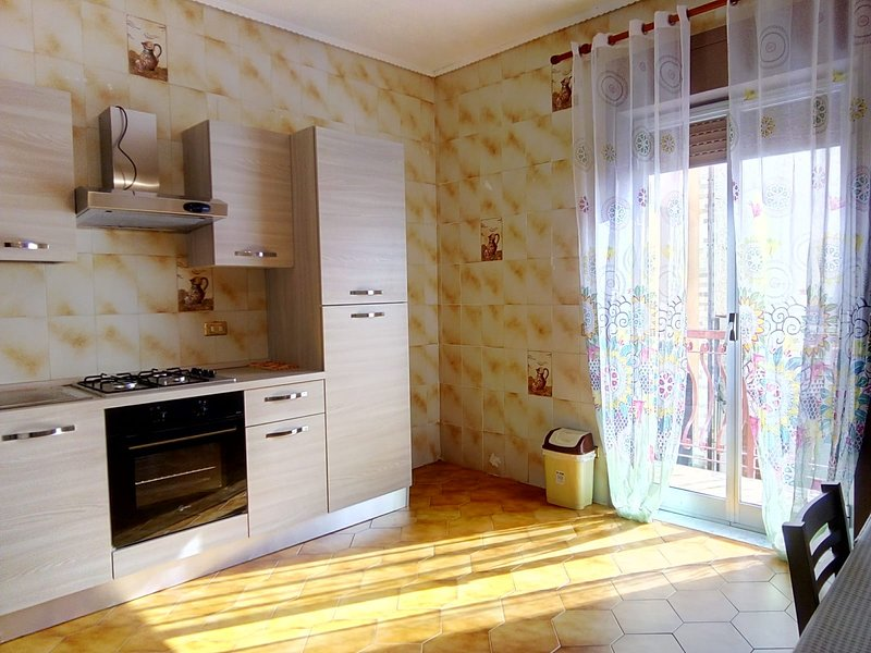 Alloggio   'Sofj' - a  Cerda   paese dei carciofi e  30 minuti da Cefalù, holiday rental in Montemaggiore Belsito