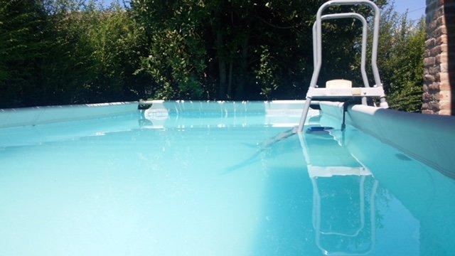 6 meters pool