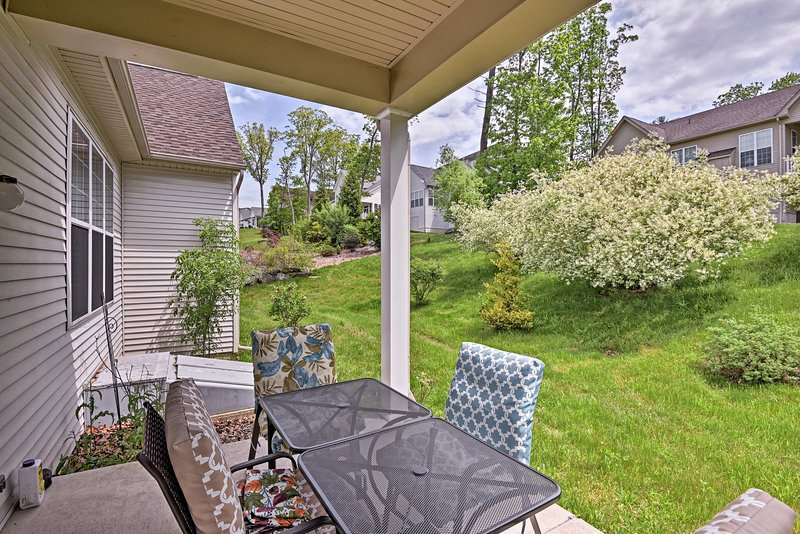Discover blissful East Stroudsburg at this vacation rental home!