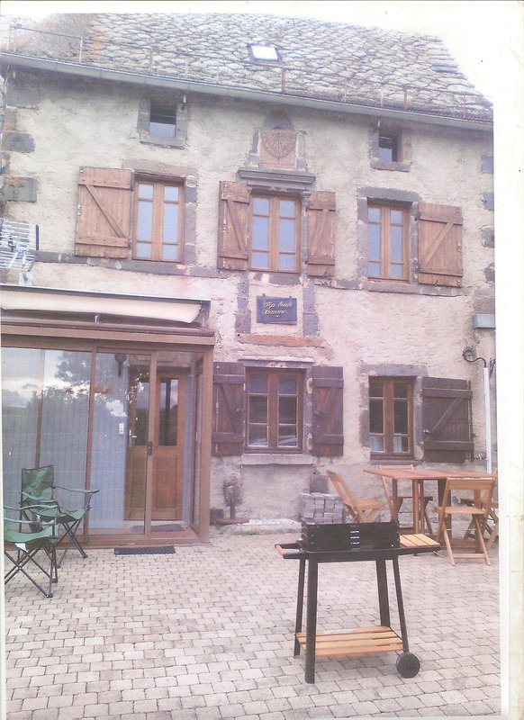 Auvergne house