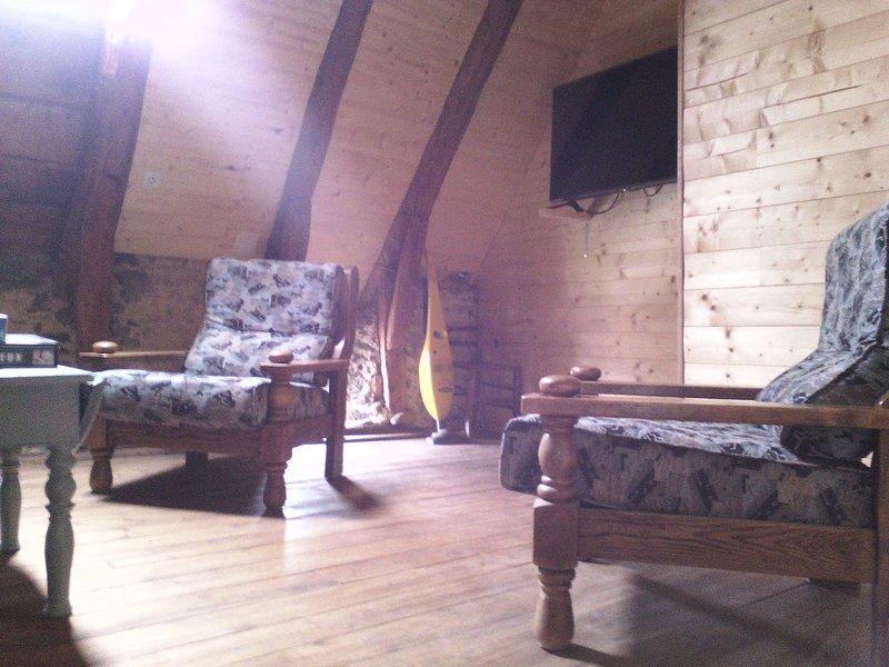 maison auvergnate, casa vacanza a Saint-Nectaire