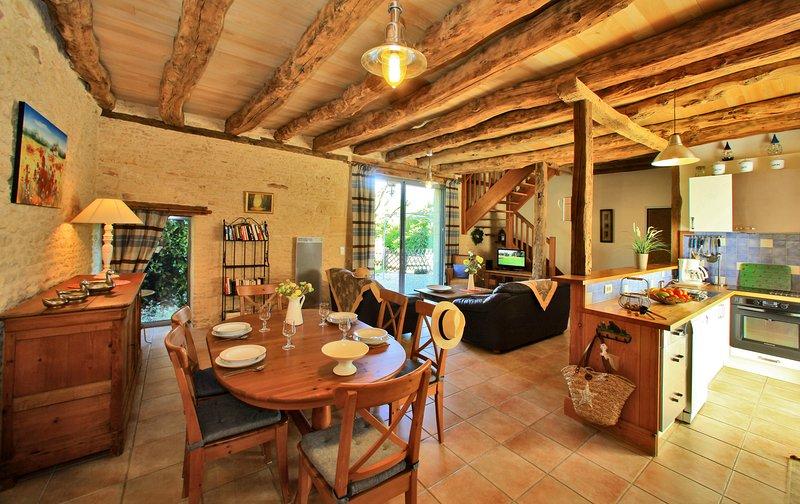 Ferienhaus für 6 Pers zwischen Sarlat und Lascaux