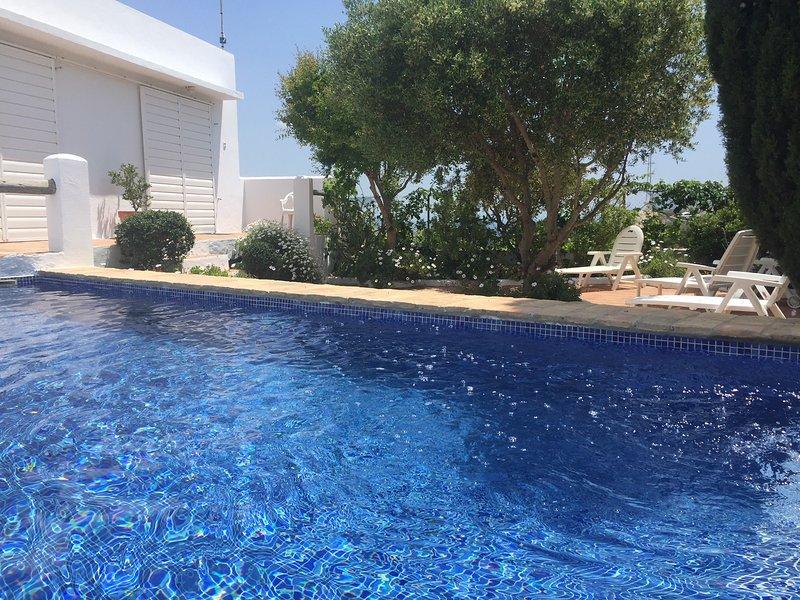 La Galbana  apartamentos rurales con piscina 2 – semesterbostad i Vejer de la Frontera