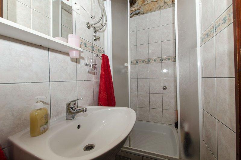 A1 crveni(3): bathroom with toilet