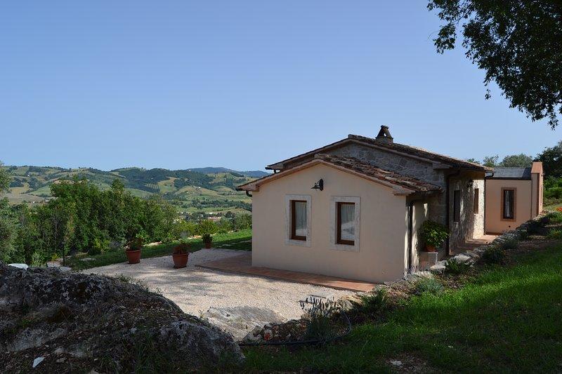 Casale delle Mura, holiday rental in Manciano