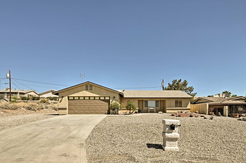 Welcome to your Arizona home-away-from-home!
