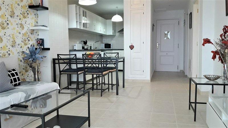 Beautiful apartment Playa Paraiso, holiday rental in Costa Calma