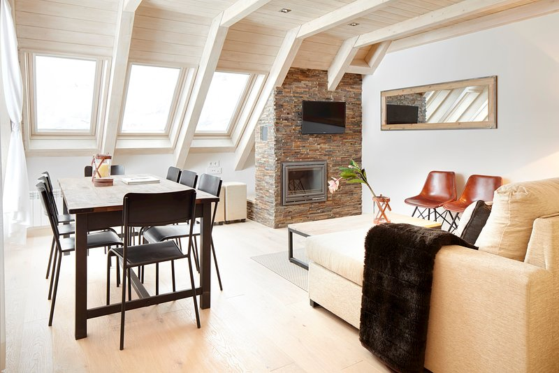 Val de Ruda Luxe 28 by FeelFree Rentals, holiday rental in Baqueira