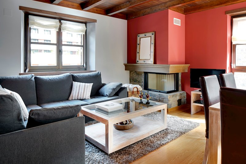 Val de Ruda Luxe 21 by FeelFree Rentals, holiday rental in Baqueira