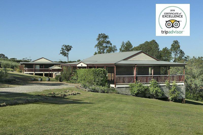Hunter Valley Accommodation - North Lodge Estate Cottages - Pokolbin - Exterior