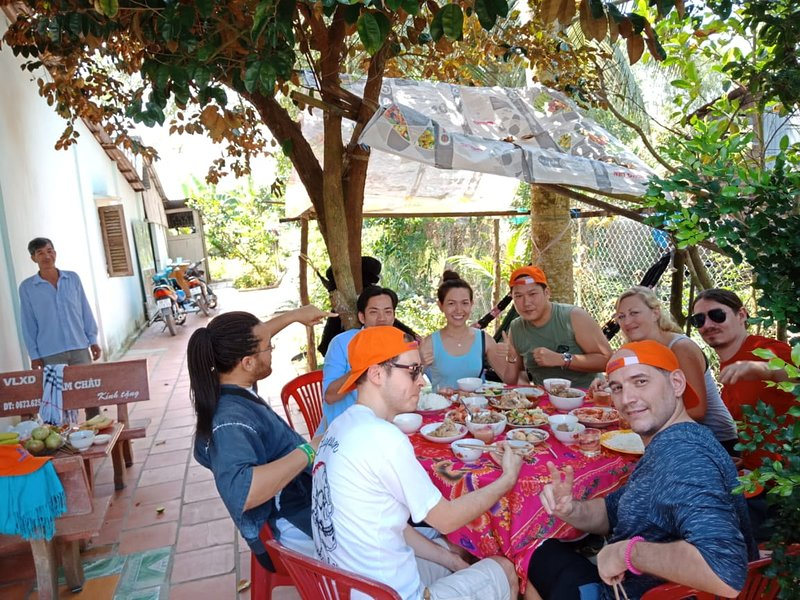 Lotus Garden Homestay, Dong Thap, Vietnam, holiday rental in Thap Muoi