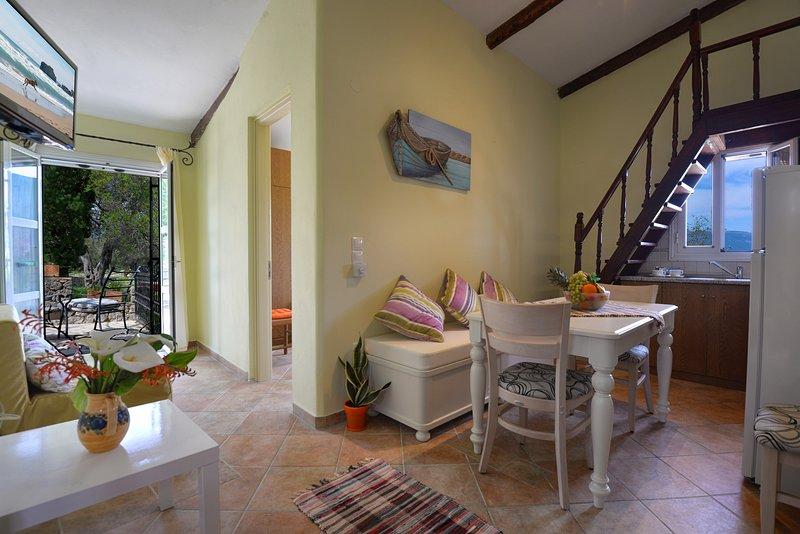 Fundana Villas Studios, holiday rental in Skripero