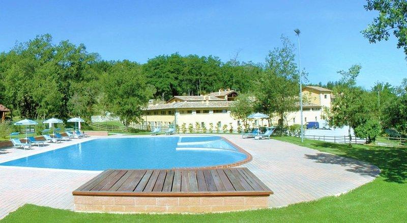 ITA1201 House Roberto - Castel del Piano - Toscana, casa vacanza a Montenero d'Orcia