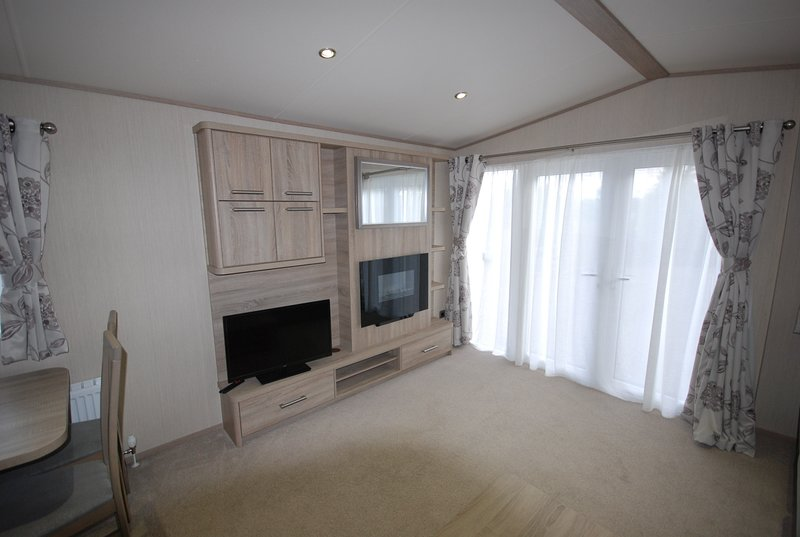Luxury static home, holiday rental in Stansted Mountfitchet