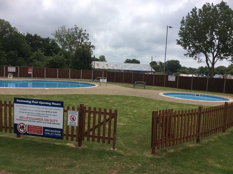 Free Outdoor swimming pool