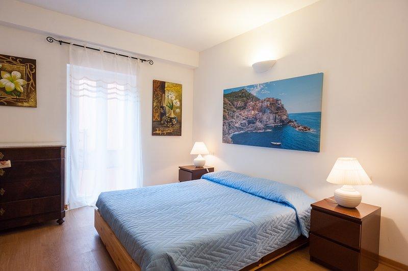 Appartamento Manarola (Casa Vacanze La Frontiera), holiday rental in Sesta Godano