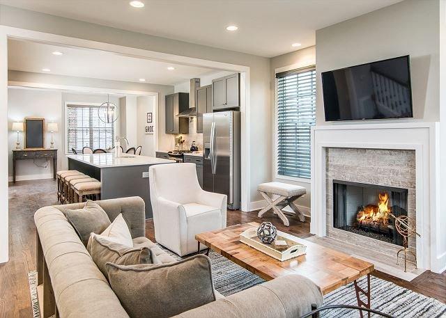 Unit A Living Area