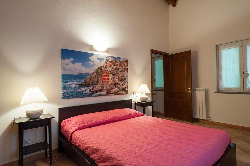 App.to Riomaggiore (Casa Vacanze La Frontiera), holiday rental in Sesta Godano