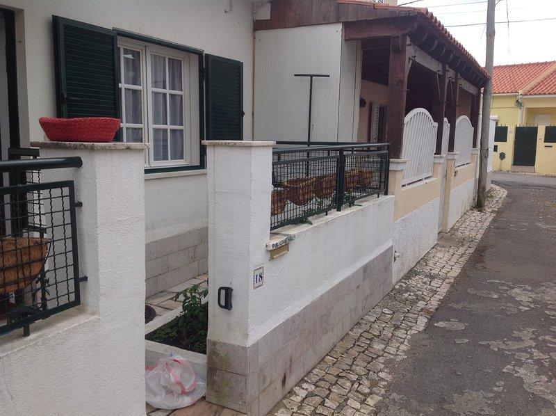 Maisonnette de pecheur, holiday rental in Rio de Mouro