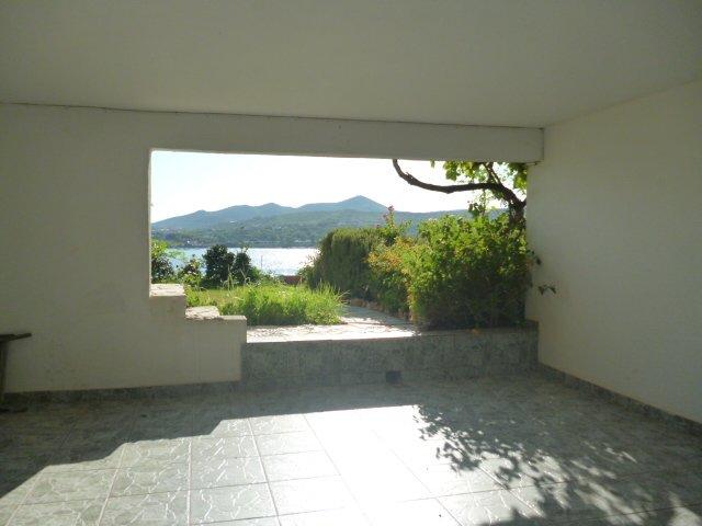 Ground floor veranda