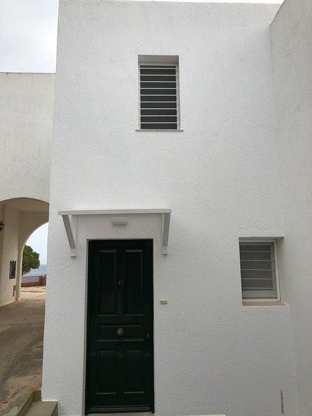 House #6 Main Entrance