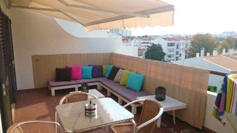 Beautiful apt with pool access, vacation rental in Areias de Sao Joao