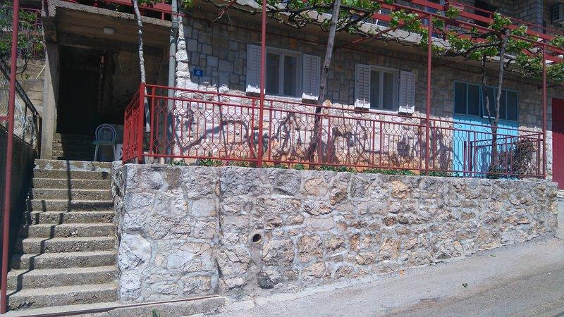 Studio Apartman Jaksic Front of property